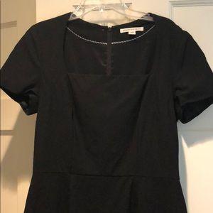 Banana Republic LBD Black dress size 4